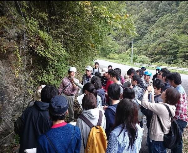 野外実践指導実習 in 蒜山(9月)