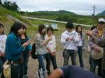 野外実習2007@蒜山