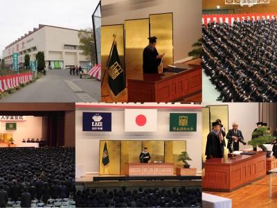 平成28年度入学宣誓式(4月)