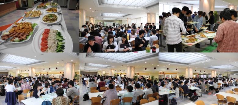 新入生歓迎会・第1回サブチャーター会(5月)