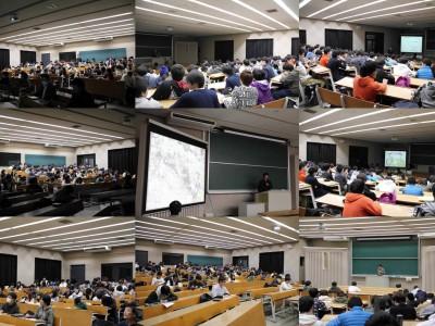 基礎理ゼミ 第1回研究室紹介(11月)