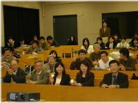 卒業生による講演会