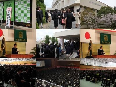平成27年度入学宣誓式(4月)