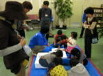 学びピア2007でのボランティア活動
