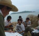 野外実習2006