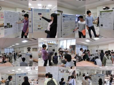 総合理学専攻コロキウム「私の研究紹介」(10月)