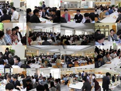 サブチューター会と新入生歓迎会を開催(4月)