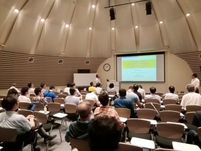 荒谷准教授が第51回環論および表現論シンポジウムを開催(9月)