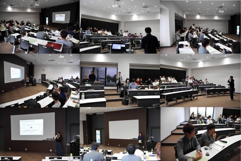 現代教育分野卒業研究中間発表会(11月)