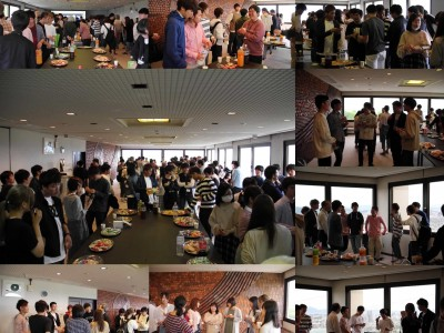 サブチューター会・新入生歓迎会開催