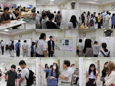 大学院理学研究科総合理学コロキウム【M2生:ポスター発表 「私の研究紹介」】