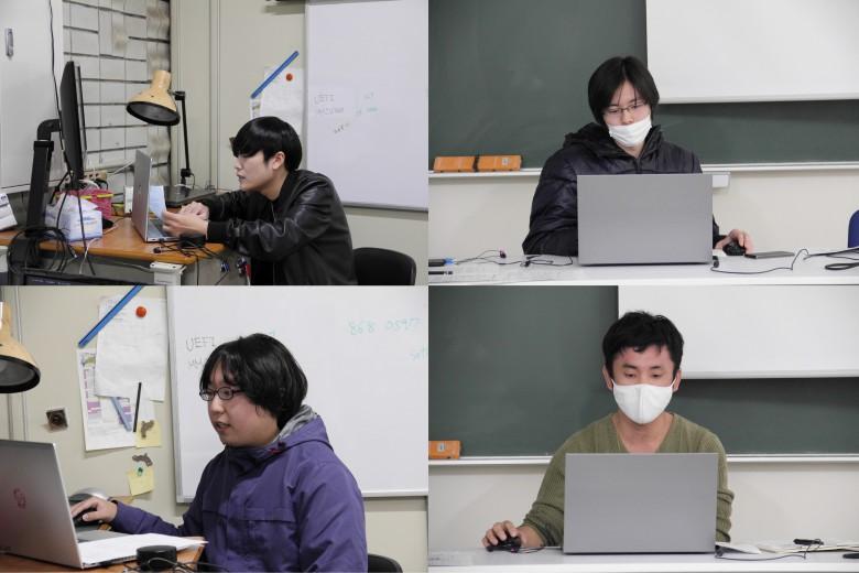 総合理学専攻M1生コロキウム『私の研究紹介』開催